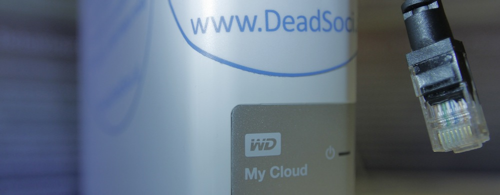 DeadSocial Hard drive header