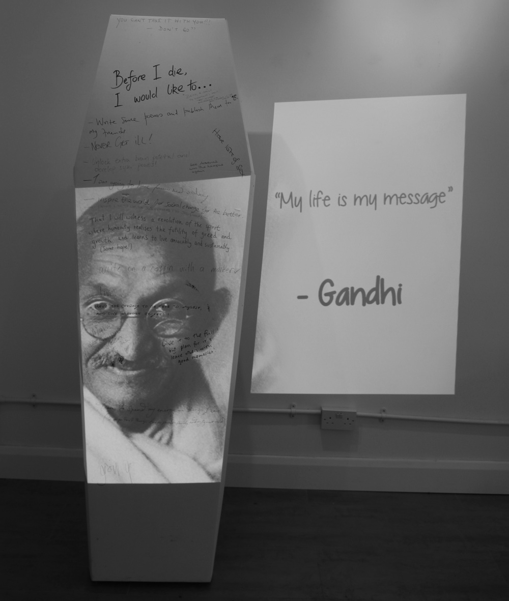 Ghandi - My life is my message